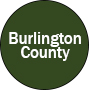 Burlington County Button